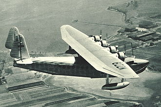 "Sikorsky S-42 - Sikorsky S-42, aircraft registration NC-822M, ""Brazilian Clipper"", Pan American Airways, 1934"