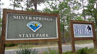 Ocala, Florida - Silver Springs State Park