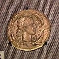 Silver tetradrachm of Syracuse in Sicily, 5c BC (20528722998).jpg