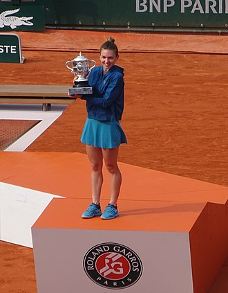 2018 WTA Finals - Simona Halep won her maiden slam at Roland Garros.