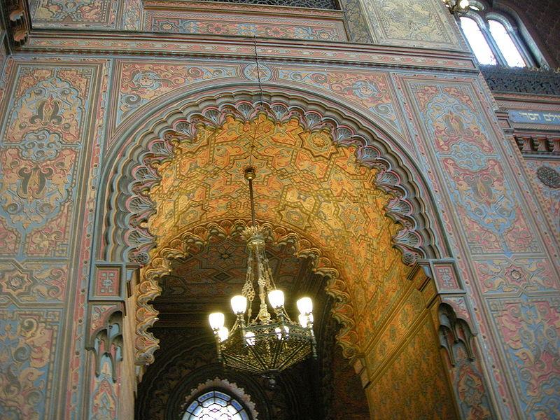File Sinagoga Di Firenze Interno 09 Jpg Wikimedia Commons