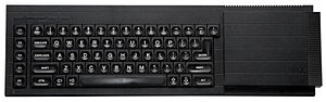 Sinclair QL - The Sinclair QL