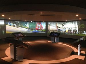 "Singapore City Gallery - 270 degree video panorama ""A Day in Singapore"
