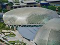 Singapore Esplanade - Theatres by the Bay viewed from UOB Plaza 3.jpg