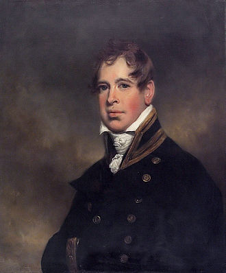 William Beatty (surgeon) - Portrait of William Beatty, circa 1806, by Arthur William Devis