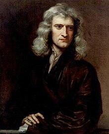 Resultado de imagen de Isaac Newton