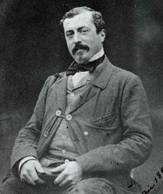 Wallace Collection - Photograph of Richard Wallace, 1857