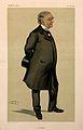 Sir William James Erasmus Wilson. Colour lithograph by Sir L Wellcome V0006314.jpg
