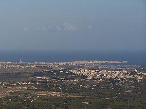 Province of Syracuse - Syracuse, Sicily, Italy
