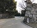 Site of Nakagomon Gate of Hiroshima Castle.jpg