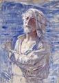 Självporträtt (J.A.G. Acke (eg. Johan Axel Gustaf Andersson)) - Nationalmuseum - 39797.tif