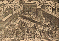 Skanderbeg and other students in Enderun receiving military training.png