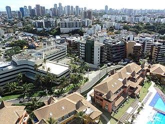 Salvador, Bahia - Rio Vermelho and Horto Florestal neighborhoods