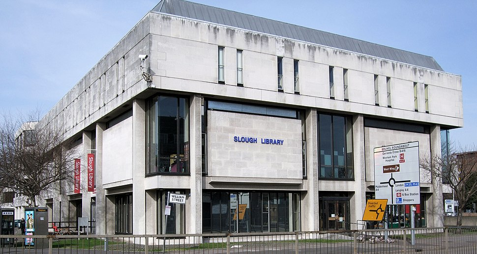 Slough Library