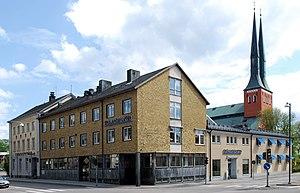 Smålandsposten - Smålandsposten offices in Växjö