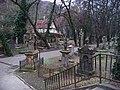 Smíchov, Malostranský hřbitov, od vchodu.jpg