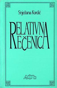 Relativna rečenica cover