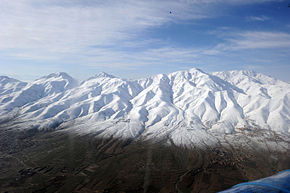 Snow covered mountains in Ghazni.jpg