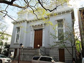 Society Hill Synagogue - April 22, 2013