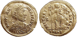 Joannes - Joannes on a solidus.