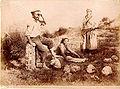 Sommer, Giorgio - Contadini di Capri - sec. XIX.jpg