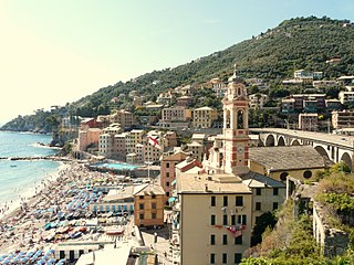 Sori, Liguria Comune in Liguria, Italy