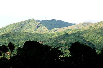 La Soufrière (volcano) - Image: Soufriere