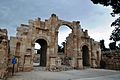 South Gate in the ancient city of Jerash.JPG