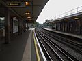 South Harrow stn look east.JPG