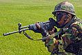 South Korean airman stands guard.jpg