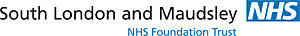 Maudsley Hospital - Image: South London and Maudsley NHS Foundation Trust logo