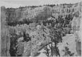 South Rim and Peek-A-Boo Canyon from Cathedral Ridge. - NARA - 520272.tif