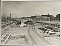 Southern approach to the Sydney Harbour Bridge, 1931 (8283750802).jpg