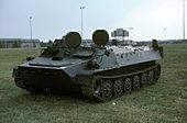 Sovetia MT-LB. JPEG