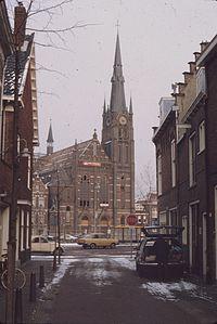 kerk frankenstraat haarlem