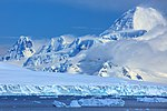 Spectacular cruise in the Gerlache strait, through the Aquirre Passage to Paradise Bay. (25907979051).jpg