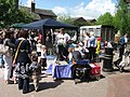 Spring Fayre on Church Square, Tring, 2009 - geograph.org.uk - 1283255.jpg