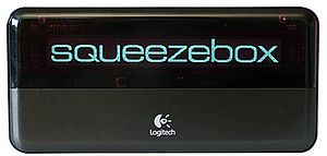 Squeezebox (network music player)