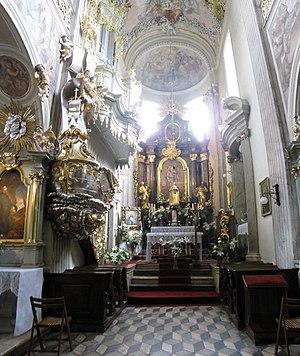 St. Andrew's Church, Kraków - Image: St Andrew Krakow panoramic