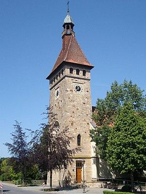 Glandorf, Germany - Image: St Marien Schwege