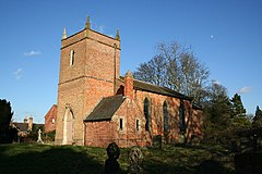 St.Benedict's church, Candlesby, Lincs. - geograph.org.uk - 119081.jpg
