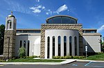 St. Mark's Syrian Orthodox Cathedral - Paramus, New Jersey 02.jpg