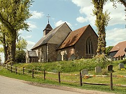 St. Mary - the parish church of Stocking Pelham - geograph.org.uk - 1279639.jpg