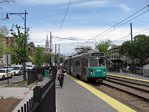 St. Marys Street MBTA station, Boston MA.jpg