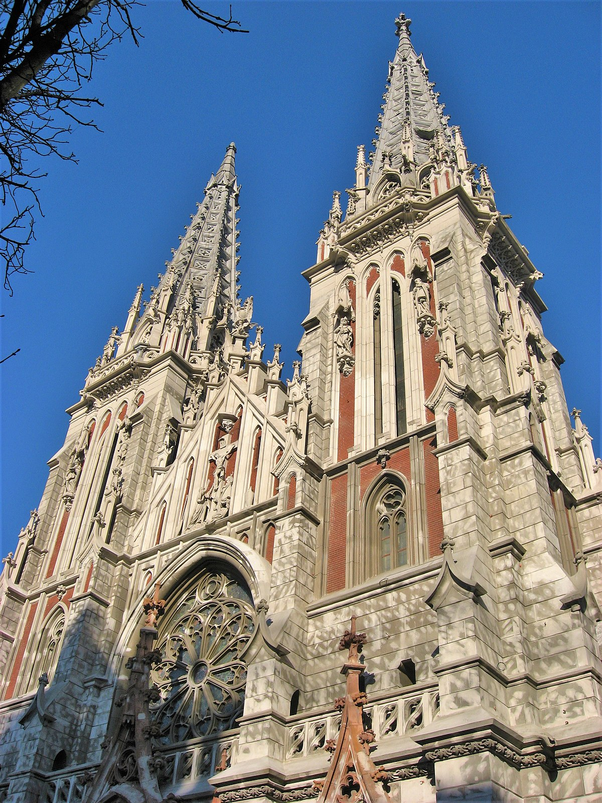 st nicholas cathedral kiev catholic ukraine church roman file wikipedia commons churches catholicism kyiv wikimedia architecture sv history katedra gothic