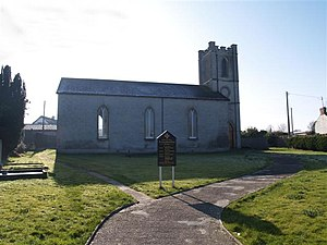 Killygordon - St Anne's Church of Ireland, Monnellan.