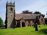 St Giles', Haughton - geograph.org.uk - 182435.jpg