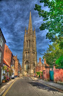 Louth, England