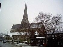 St Lukes in winter - geograph.org.uk - 288633.jpg