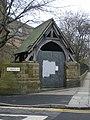 St Mary's Church, Lychgate - geograph.org.uk - 1123911.jpg